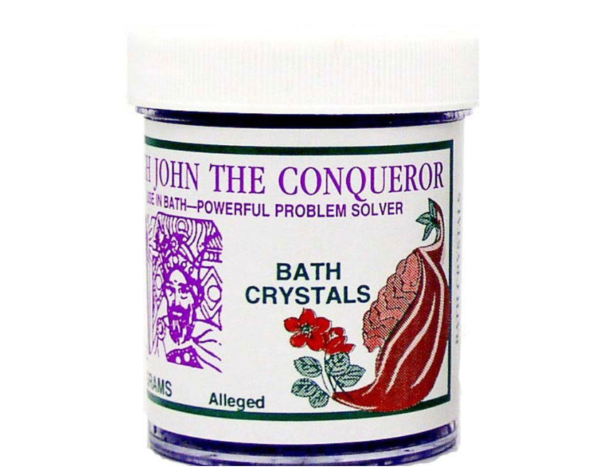 High John the conqueror bath salt