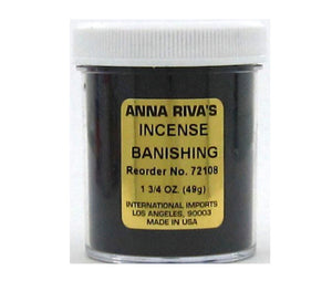 Banishing Incense Powder Banishing