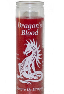 Dragons Blood Candle