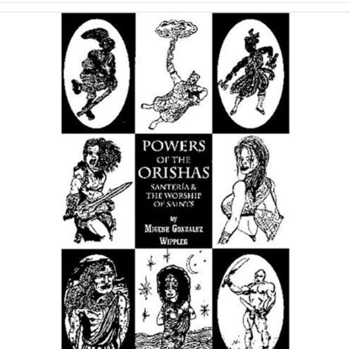 Power of the Orisha Book