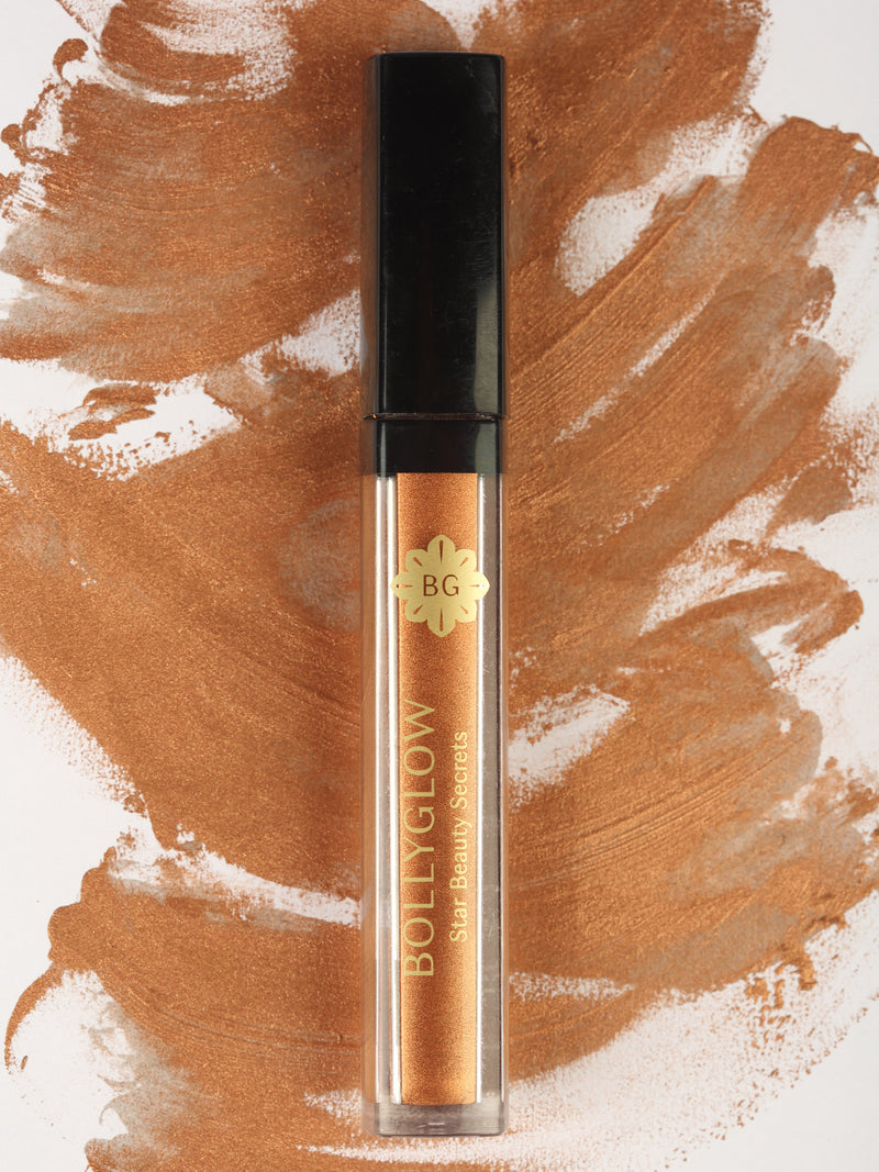 Bronze Me Up Metallic Liquid Lipstick