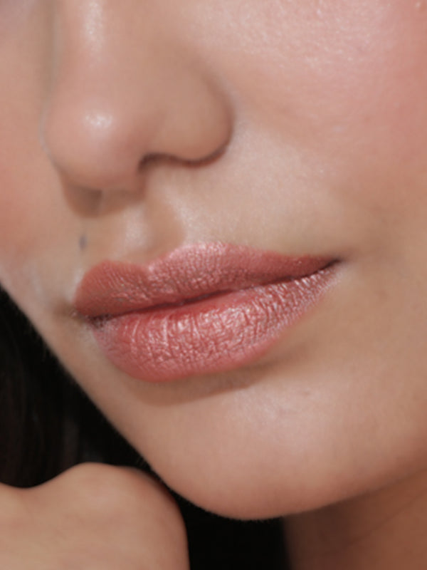 Goan Sunset Metallic Liquid Lipstick