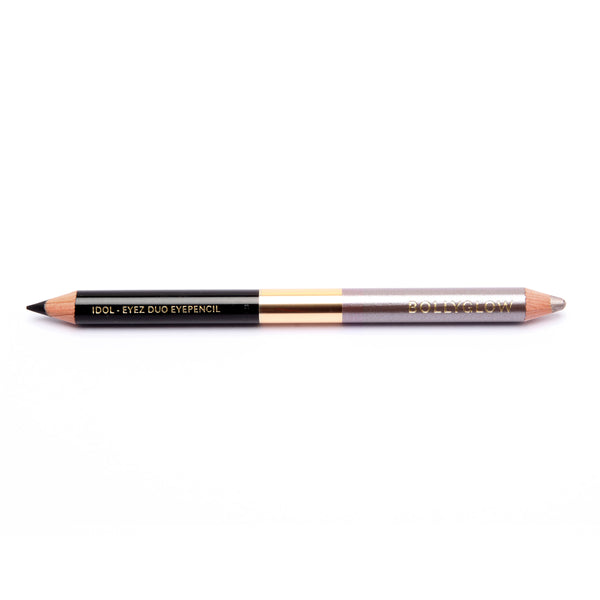 Idol-Eyez Duo Eye Pencil Eyeliner Midnight Moon Silver Rush