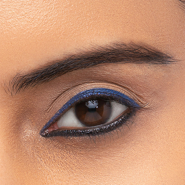 Idol-Eyez Duo Eye Pencil Eyeliner Midnight Moon + Bleu Royalty