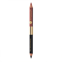 Idol-Eyez Duo Eye Pencil Eyeliner Midnight Moon + Brazen Bronze