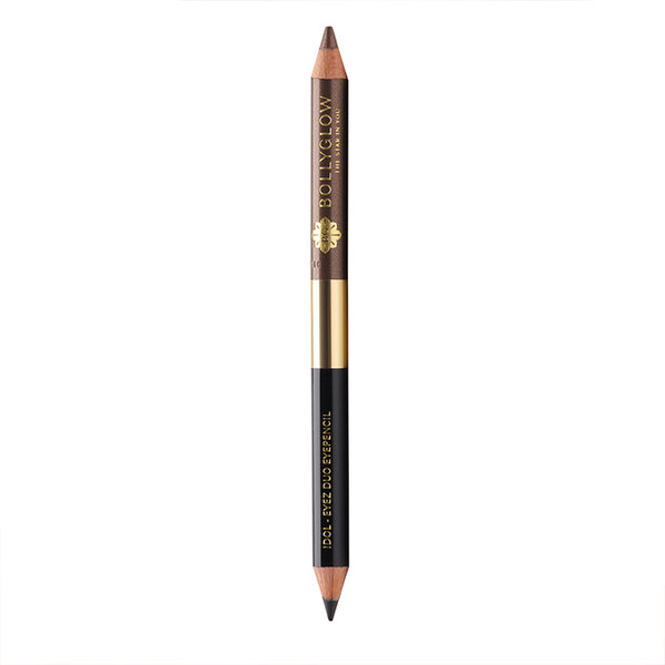 Idol-Eyez Duo Eye Pencil Eyeliner Midnight Moon + Brun Mystique