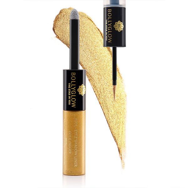 Idol-Eyez Shadow Liner Gold Digger