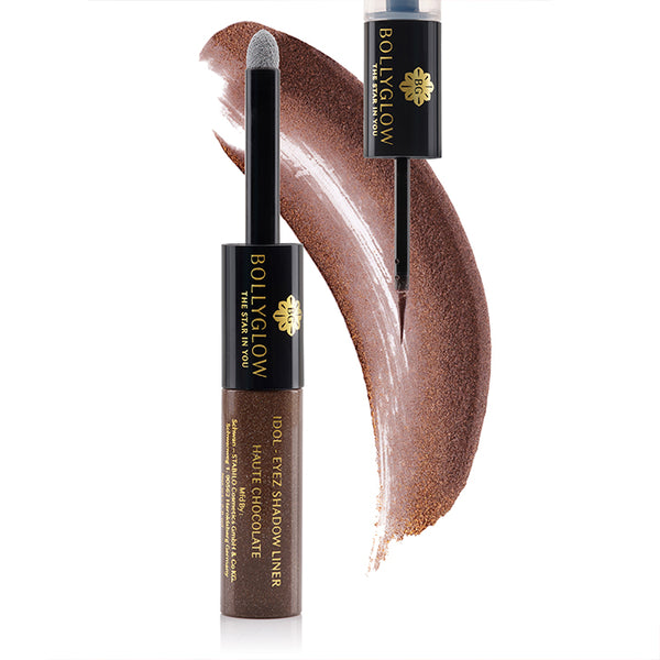 Idol-Eyez Shadow Liner Haute Chocolate