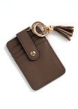 Faux Leather Card Clutch (RESTOCK)