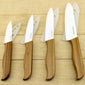 High sharp quality Bamboo handle