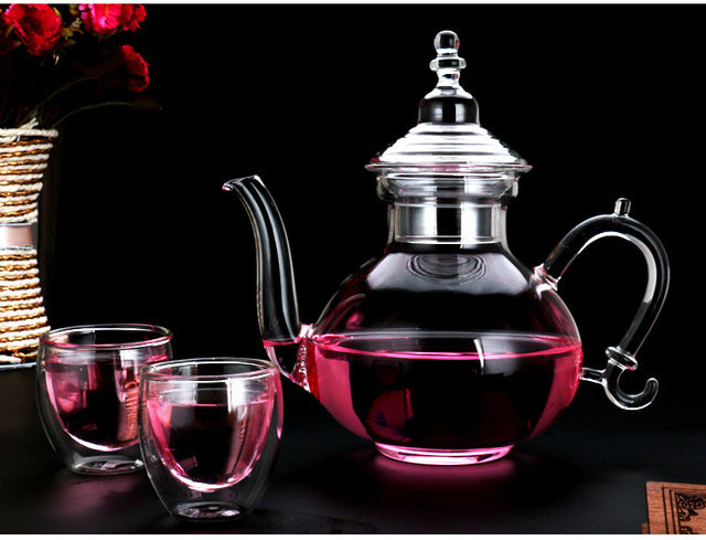 Style Wine Decanter Tai Chi Pot Heat-resistant