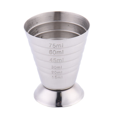 Stainless Steel Wine Measuring Cups Bar