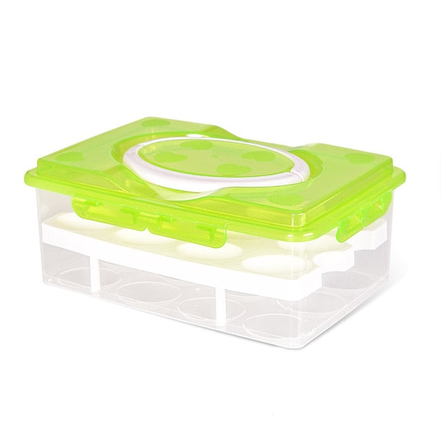 Box Food Container Organizer