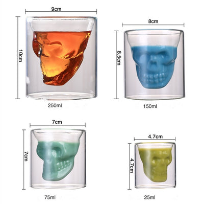 Whisky Bar wine glasses Glass Cup Crystal