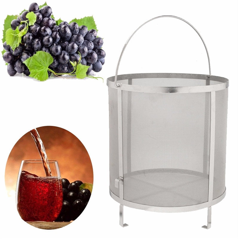 Beer Wine House Home Brew Filter Basket