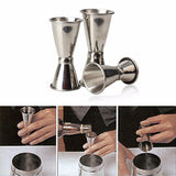 Bar Wine Cocktail Shaker Jigger Single