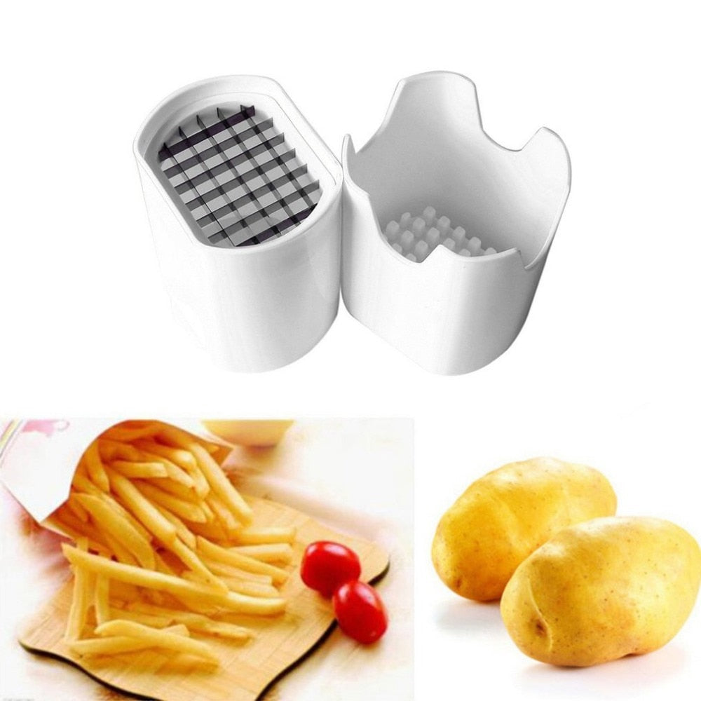 Cutter Cup Plastic Slicer Chopper Chips