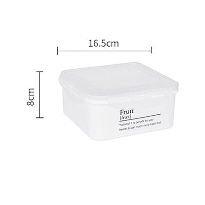 Sealed Storage Box Dried Fruit  Cookie