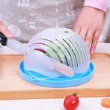Bowl DIY Vegetable Fruits Slicer Chopper