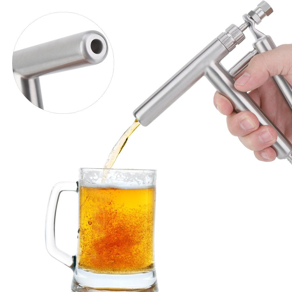 Stainless Steel Beer Gun Dispenser
