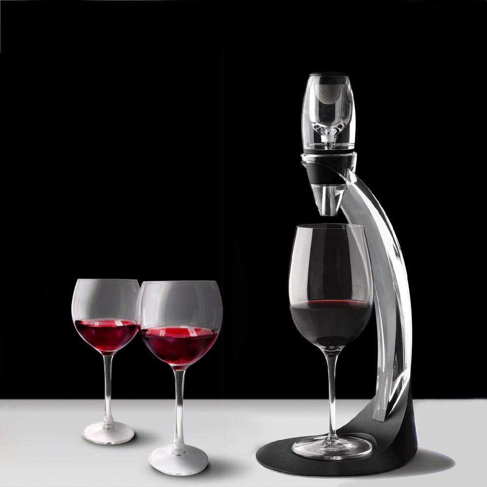 Professional Wine Decanter Set Mini Essential