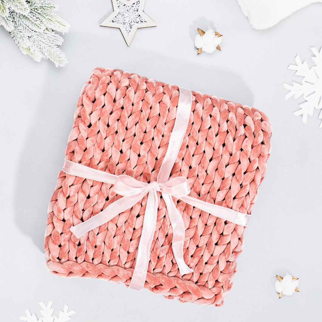 Bearaby Blog - Bearaby's Weighted Blanket Holiday Gift Guide
