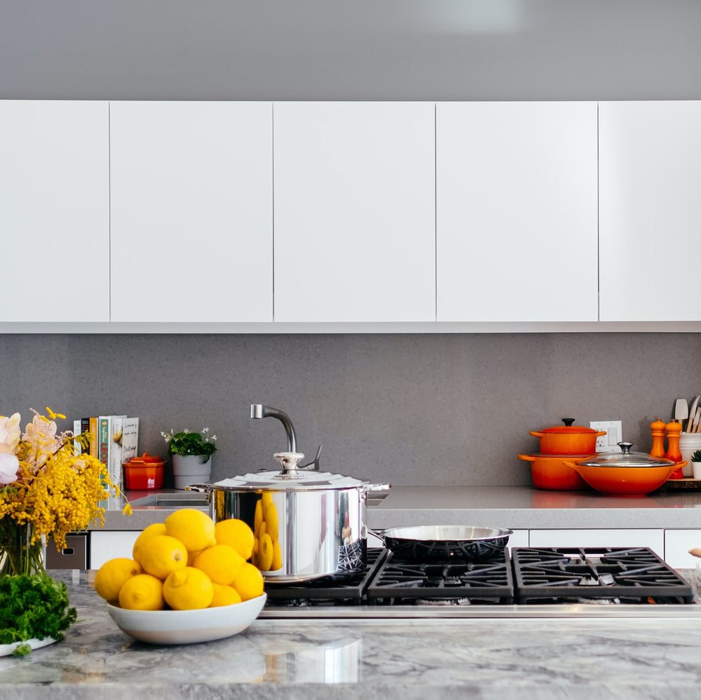 Three Ways to Make Your Kitchen More Earth-Friendly