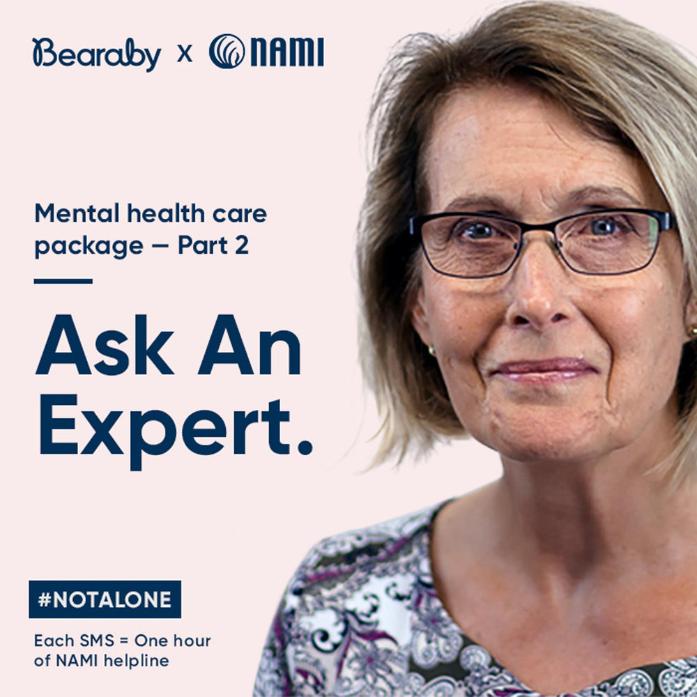 Raising Awareness About Mental Health with NAMI: Part 2, Ask the Expert