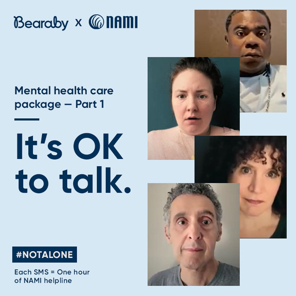 Raising awareness about mental health with NAMI: Part 1, It's OK to talk