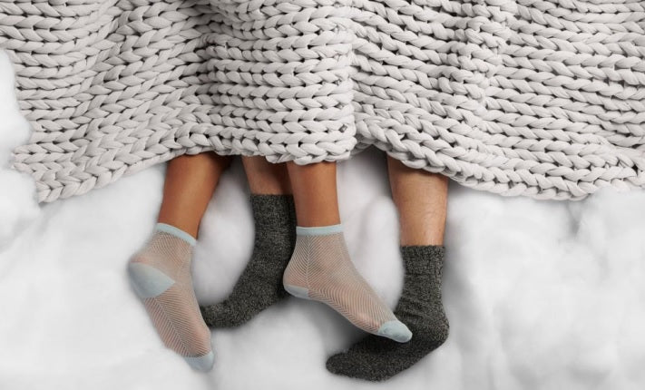 couple & socks