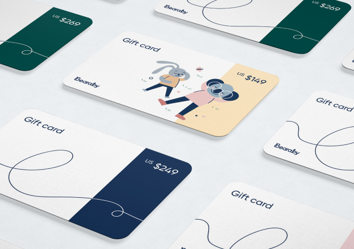 bearaby gift cards