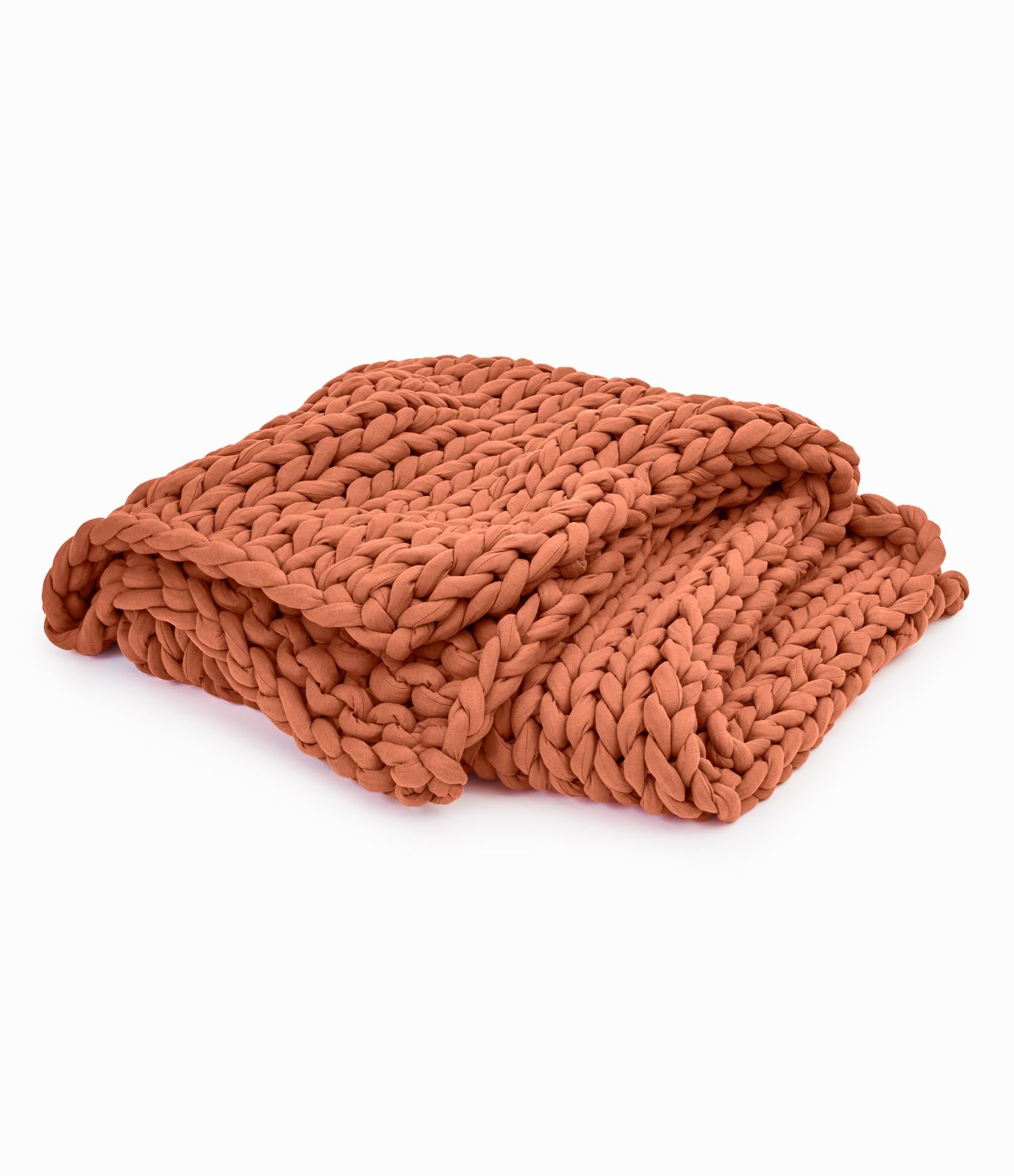 Tree Napper - Papaya Color (Weighted Blanket)