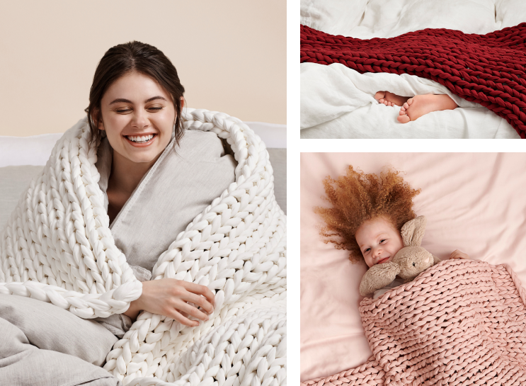 Bearaby Cotton Napper Blanket