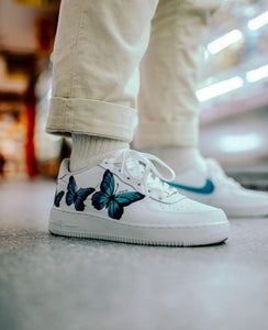 "Air force 1 ""Butterfly"""