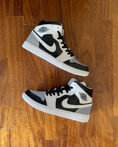 "Air Jordan 1 ""Black & White"" 2.0"