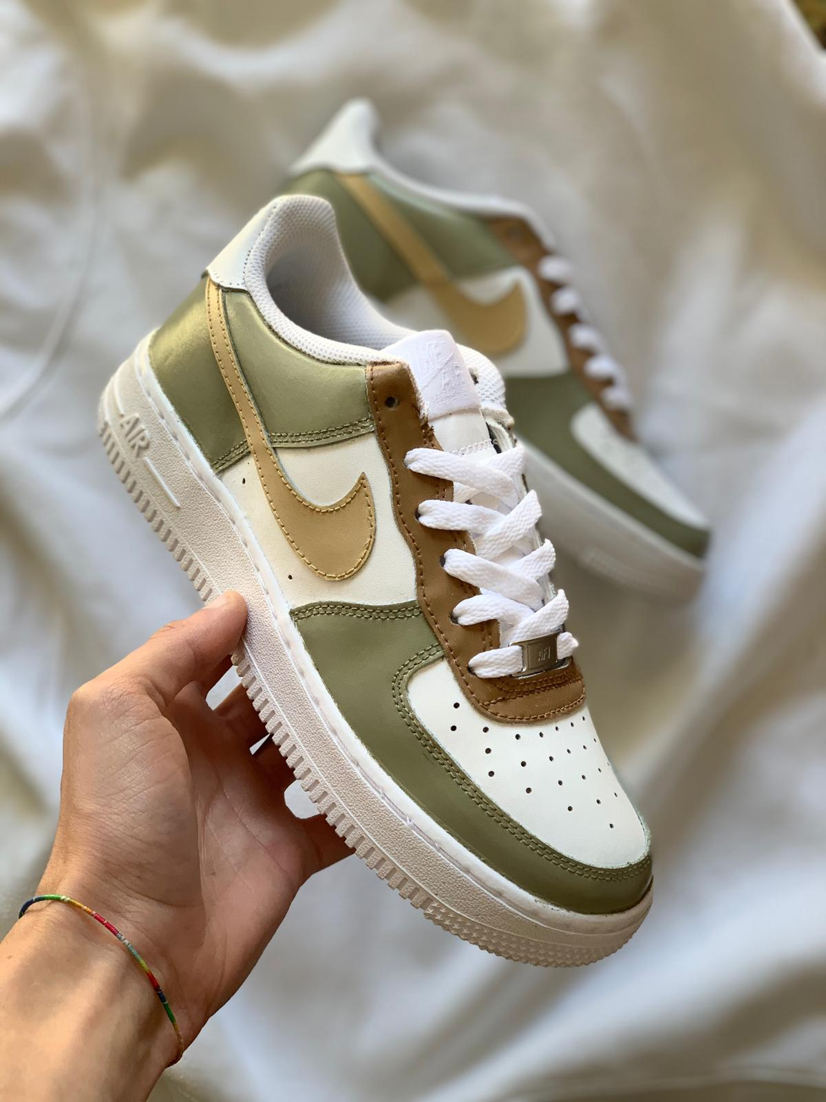 "Air Force 1 ""Earth Stone"""