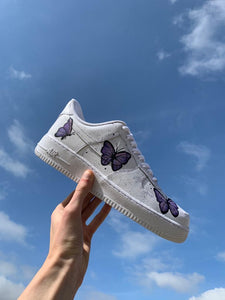 "Af1 ""Purple Butterfly"""