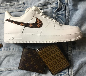 "Air force 1 ""Louis Vuitton"""
