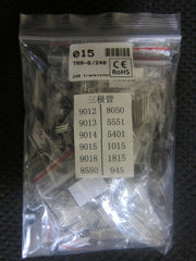 240 pcs transistor silicon sortiment