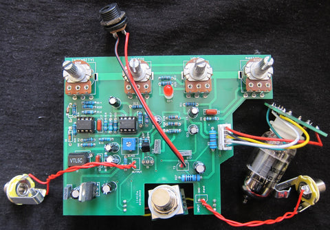 3pdt Tube Tremolo