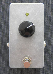 3pdt One Knob Fuzz Box