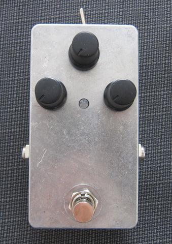 3pdt Foxx Tone Machine Fuzz