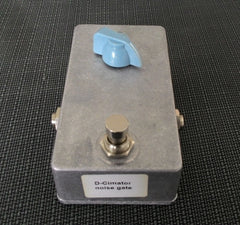 3pdt D-cimator Noise Gate