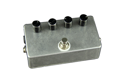 Fuzz Face deluxe clone
