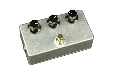 Sadowsk. Outboard Bass Preamp clone