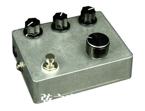 Crash Box Distortion deluxe clone