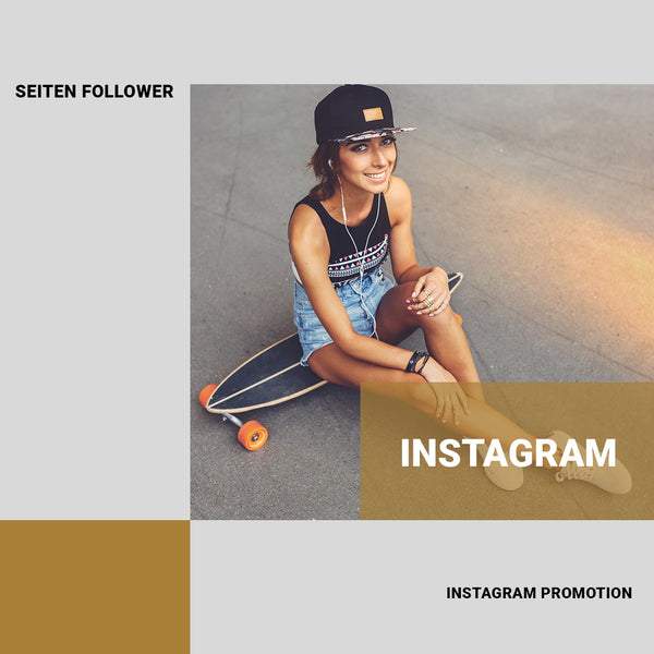 Instagram Follower Promotion