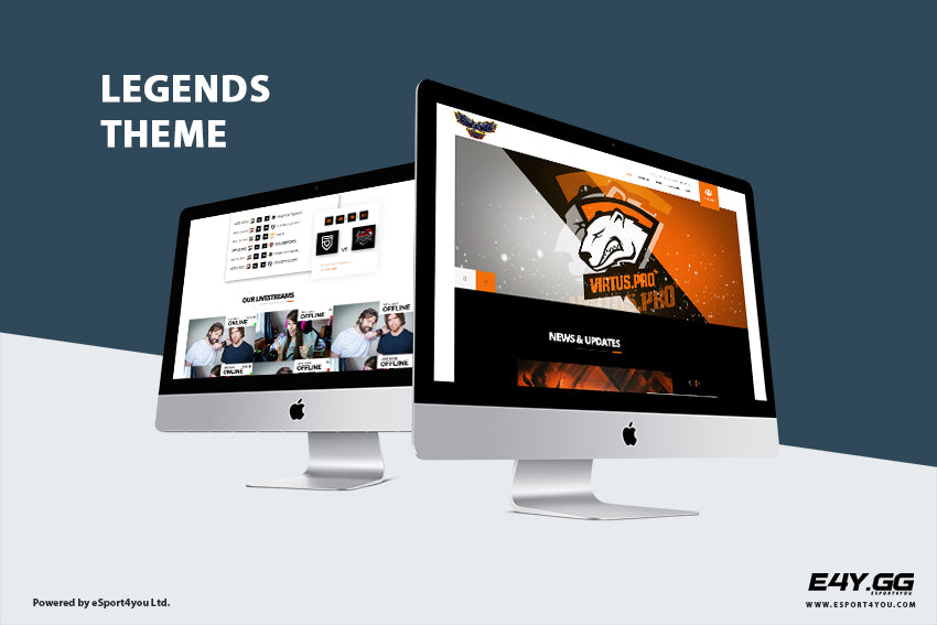 ePRO3 Legends Theme PREORDER