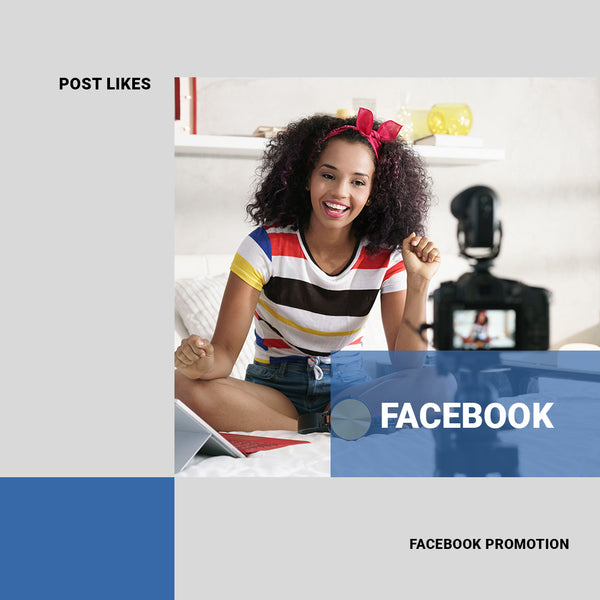 Facebook Post Like Promotion