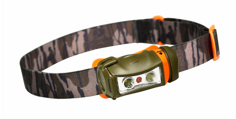 Princeton Tec Sync LED Head Torch - Mossy Oak Gamekeeper